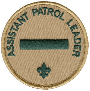 Assistant Patrol Leader