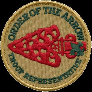 Order of the Arrow Representative